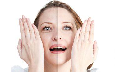triki dla zmęczonej skóry
