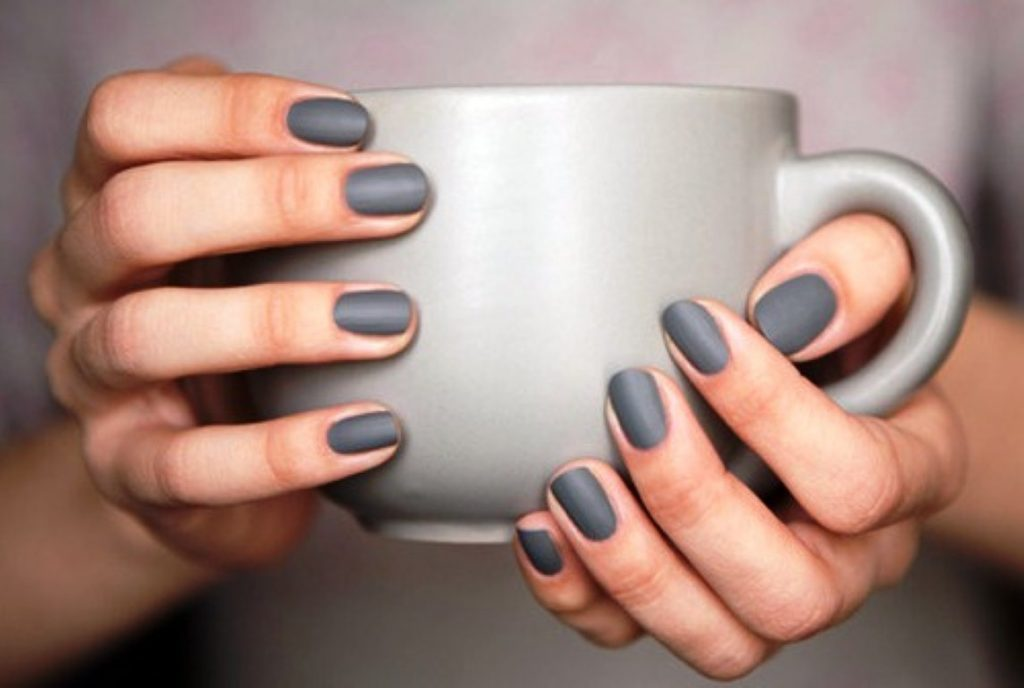 Proste Triki Jak Zrobić Matowy Manicure Domowym Sposobem