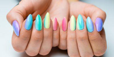 jak zrobić ombre na paznokciach?