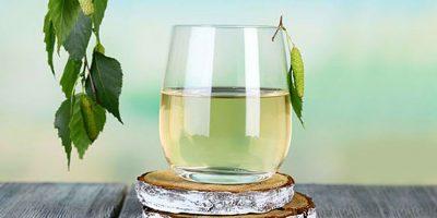 właściwości kosmetyczne wody brzozowej